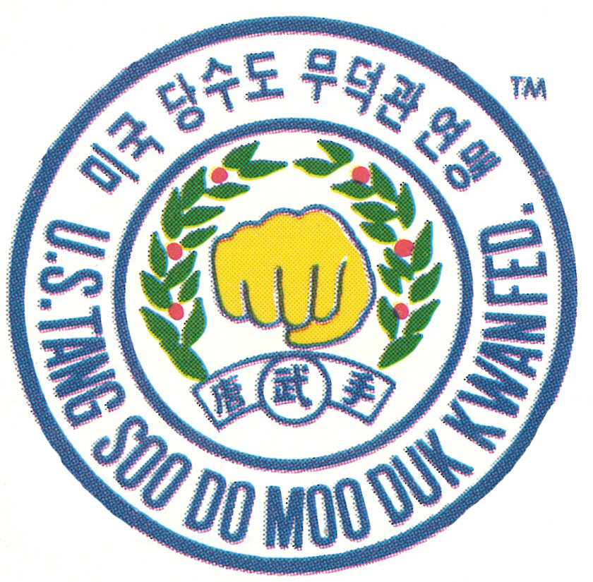 United States Tang Soo Do Moo Duk Kwan Federation Patch