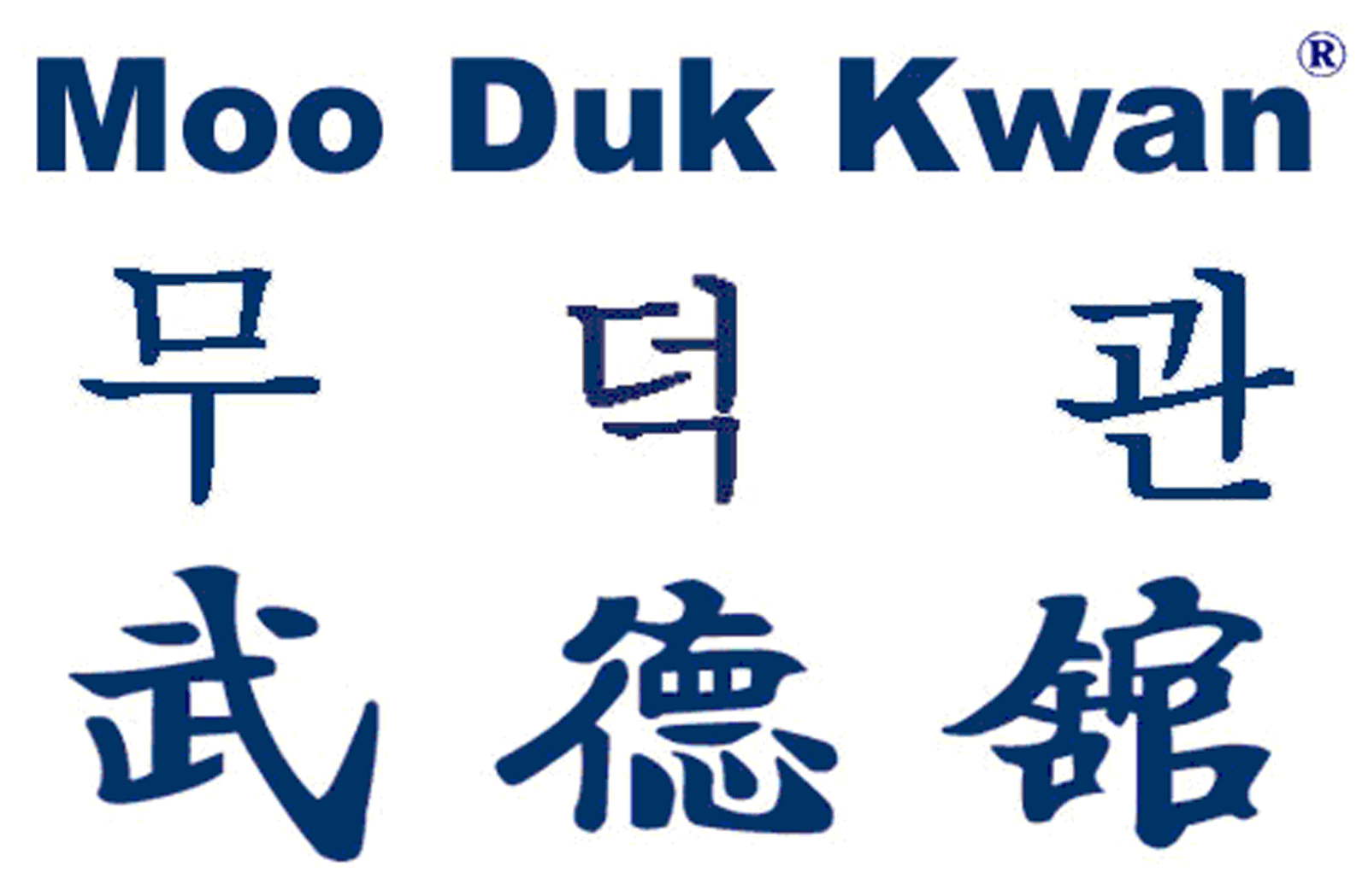 Korean Moo Duk Kwan Trademark