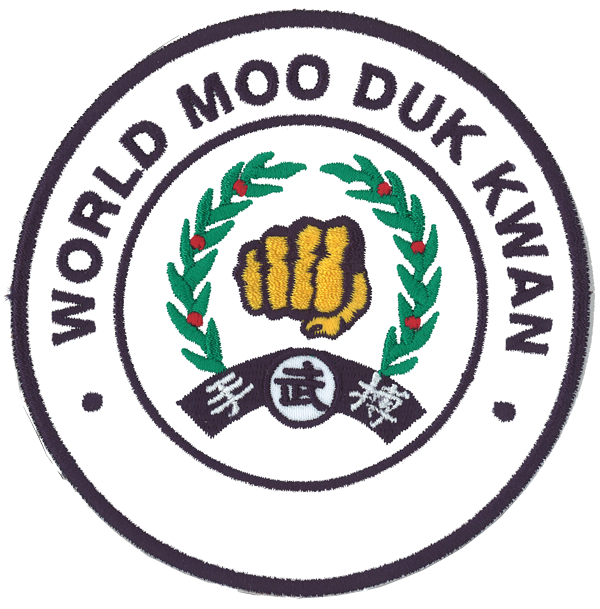 World Moo Duk Kwan Affiliation Patch